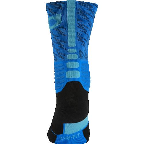 nike kd basketball hyper elite chaussettes sx4972 408. Black Bedroom Furniture Sets. Home Design Ideas