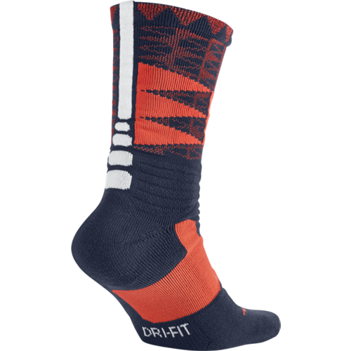 nike lebron hyperelite basketball chaussettes sx5067 410. Black Bedroom Furniture Sets. Home Design Ideas