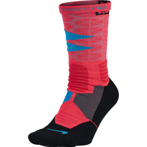 nike lebron hyperelite basketball chaussettes sx5067 671. Black Bedroom Furniture Sets. Home Design Ideas