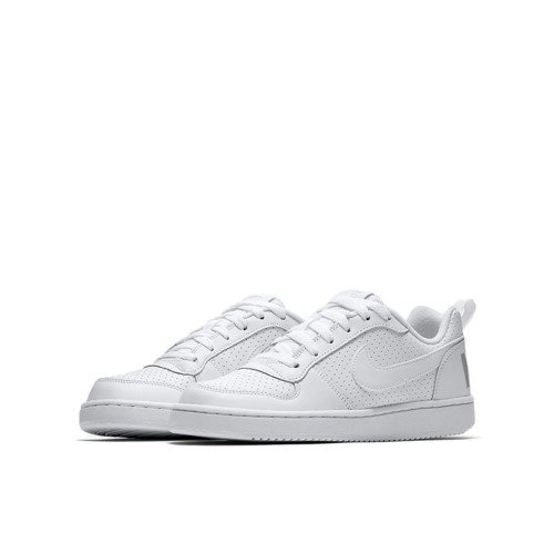 Nike Court Borough Low GS Chaussures - 839985-100
