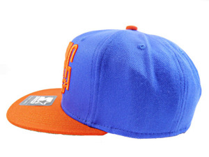 Starter NBA Casquette Patrick EWING Snapback New York Knicks Royal Blue