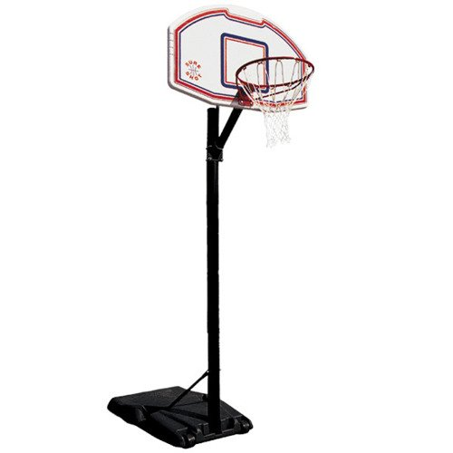 Sure Shot 511 Chicago Portable Basketball Unit avec panneau polypropylène