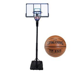 Ensemble de basket TOP 305 cm + Spadling Basketball TF-250