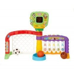 Little Tikes Centre sportif interactif 3in1