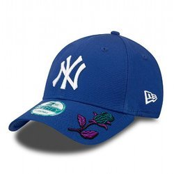 New Era 9FORTY MLB New York Yankees Strapback Custom Rose - 11157579