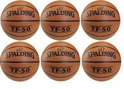 Spalding TF-50 Basketball  x6