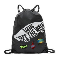 VANS Benched Bag black Custom WTF? - VN000SUF158