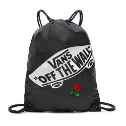 VANS Benched Bag black | VN000SUF158 - Custom Red Rose