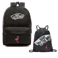 VANS REALM BACKPACK + Sac De Sport