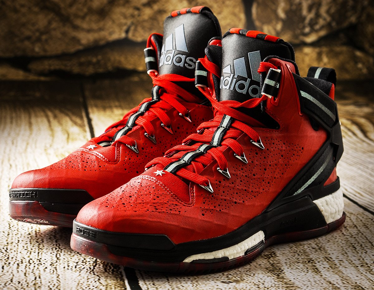 Adidas D Rose 6 Boost Chaussures de basket - S85533