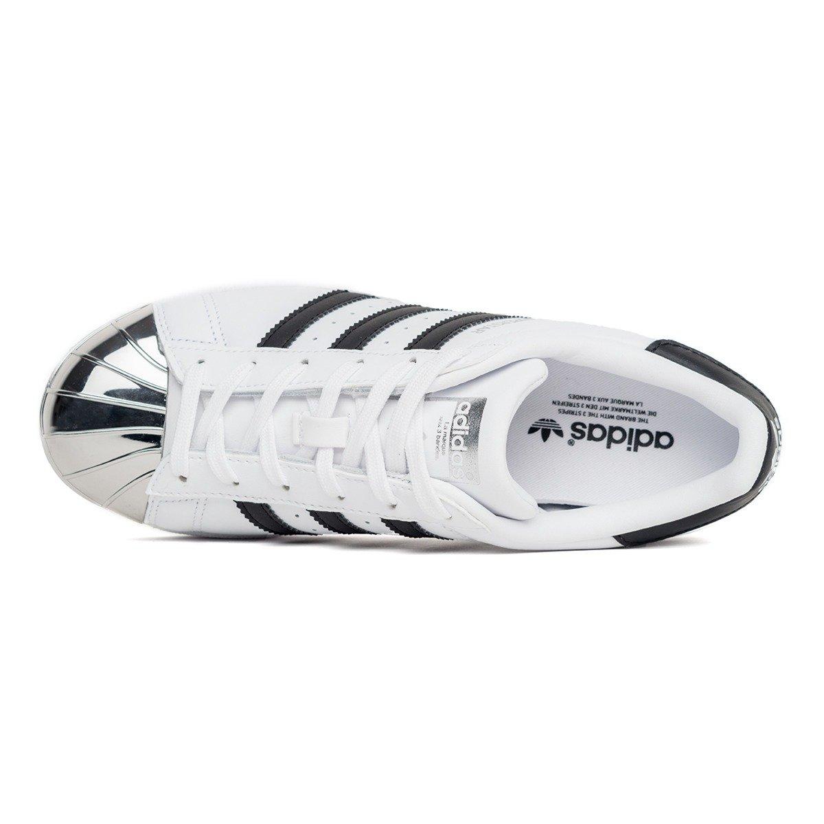 adidas metal toe white