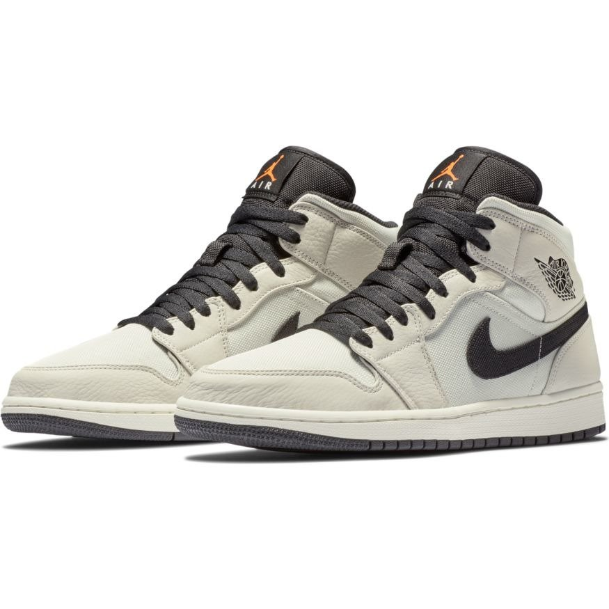 separation shoes b806c d6a1f ... Air Jordan 1 Mid Premium - 852542-002 ...