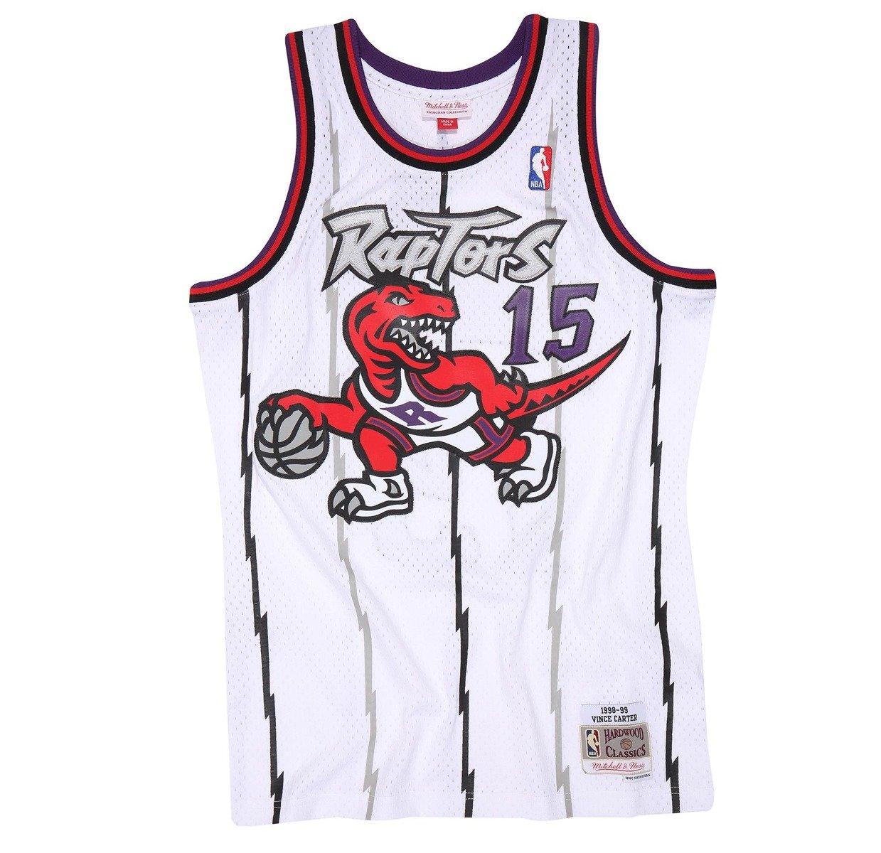 Mitchell   Ness NBA Toronto Raptors Vince Carter Swingman Jersey ... f4a3618fa