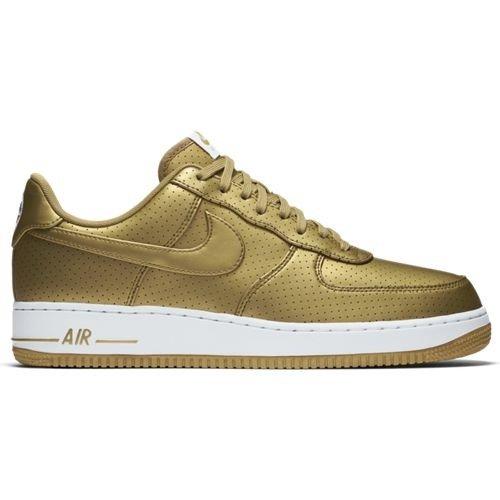 Air Nike 1 Force Chaussures Metallic 718152 Lv8 Gold '07 700 E9IDH2YW