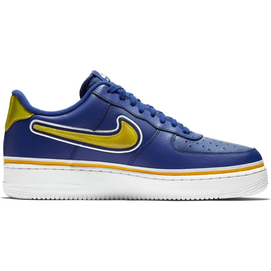 Air '07 Nike Force State 1 Sport Golden Warriors Chaussures Lv8 Nba CerdxQBWEo
