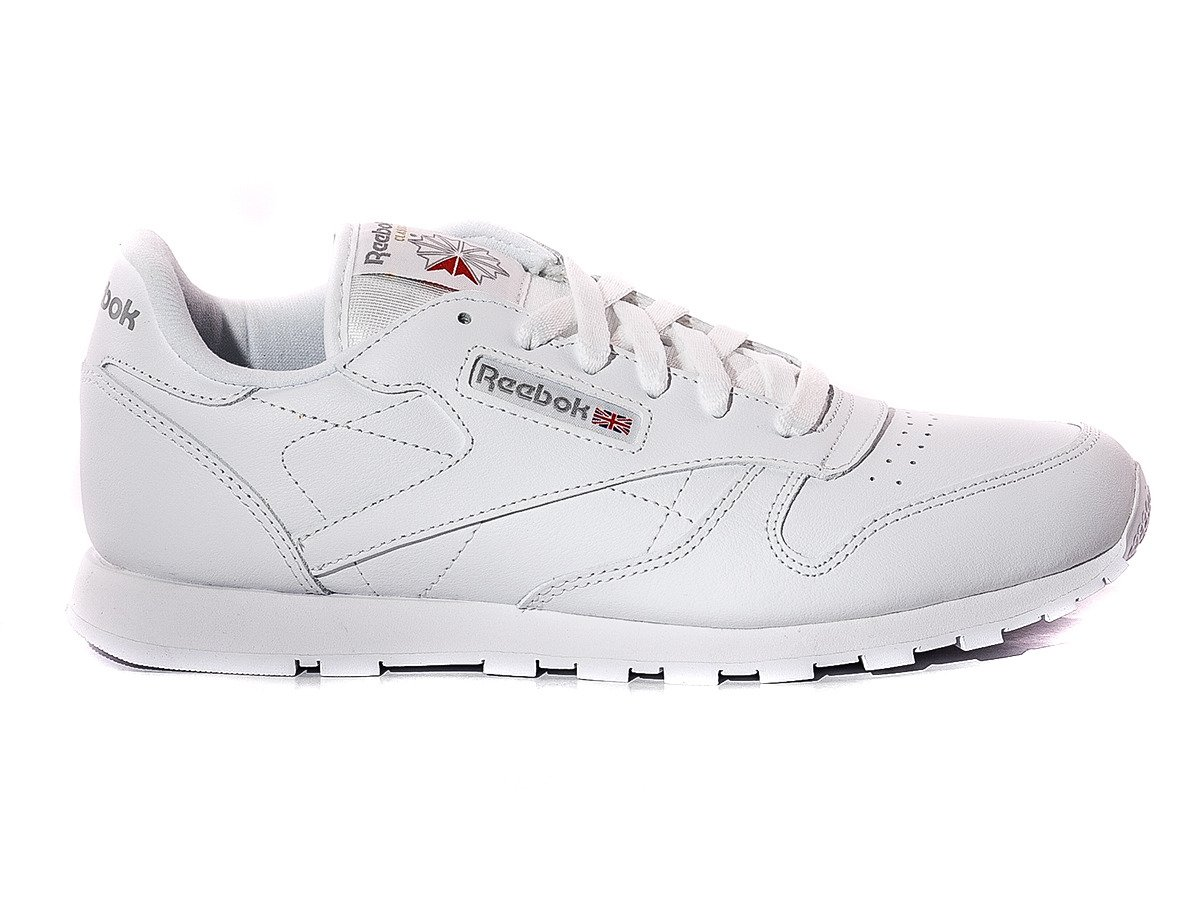 Reebok Chaussures Leather Gs Classic 50151 zrwPz