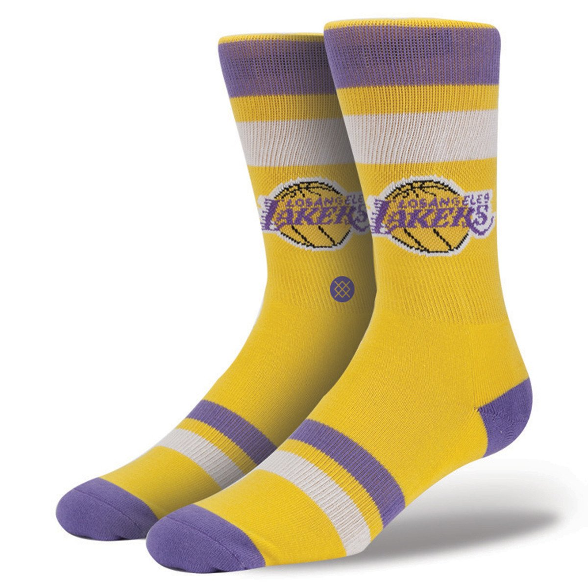 a83957a440630 Stance NBA Los Angeles Lakers Chaussettes - M313ALAK - Basketo.fr