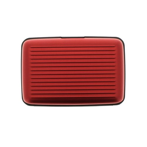Ogon Designs Stockholm Red RFID protect