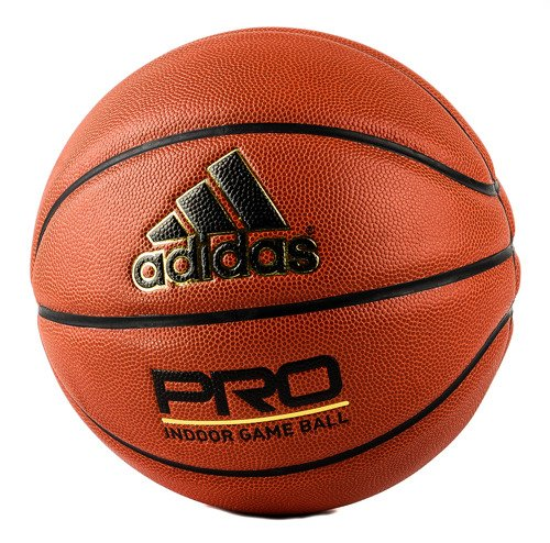 Adidas NEW PRO Indoor Game Ballon de basket - S08432