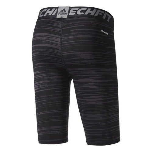 Adidas Techfit Base Graphic Compression Shorts - BK3563