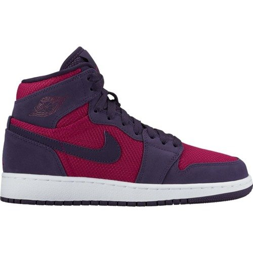 Air Jordan 1 Retro High GS True Berry Chaussures - 332148-608