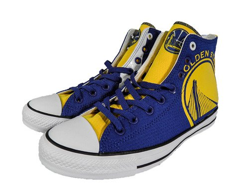 Converse Chuck Taylor All Star High NBA Golden State Warriors Chaussures - 159416C