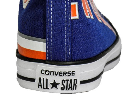 Converse Chuck Taylor All Star High NBA New York Knicks Chaussures - 159428C