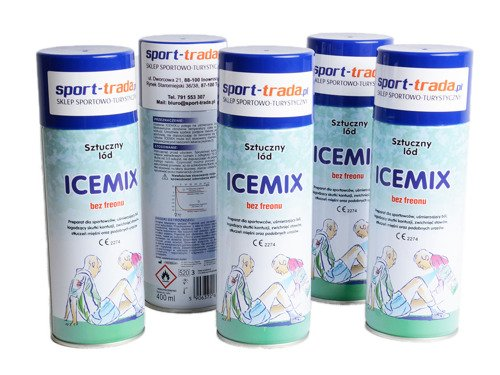 ICEMIX Coolant spray 400 ml