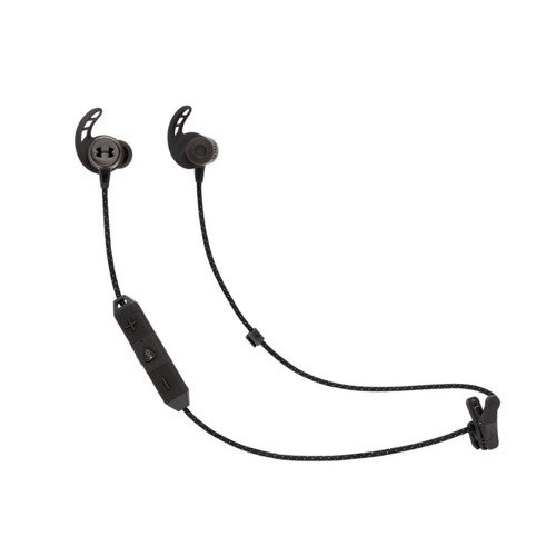 JBL Under Armour Sport Wireless React black In-ear Headphones - UAJBLREACTBLK