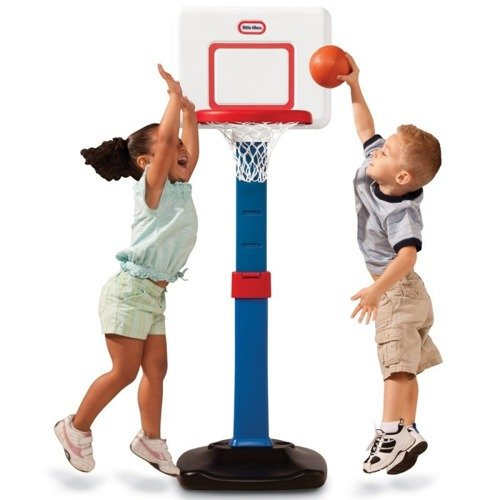 Little Tikes basketball set hoop