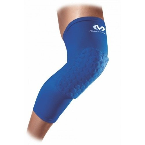 McDavid HexPad Extended Leg Sleeves Genouillère - 2 pièces