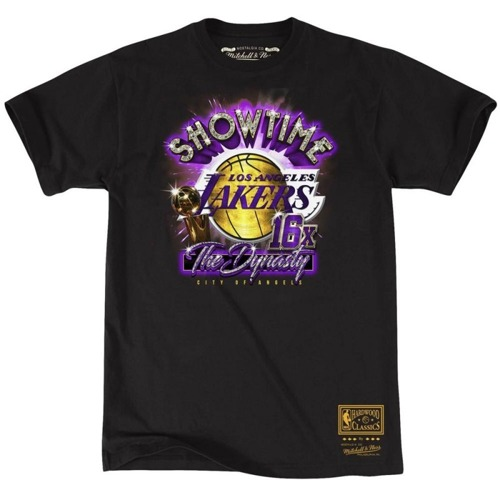 Mitchell & Ness NBA Los Angeles Lakers LA Dynasty T-Shirt