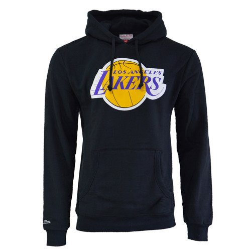 Mitchell & Ness NBA Los Angeles Lakers Team Logo Hoodie