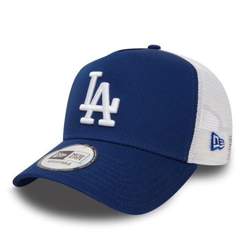 New Era MLB Los Angeles Dodgers Clean A Frame Trucker Cap - 11405497