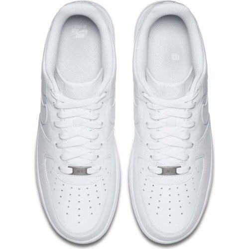 Nike Air Force 1 Low All White Chaussures - 315122-111