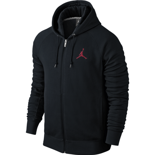 Nike Air Jordan Brushed F/Z Hoody Sweat à capuche - 688995-011