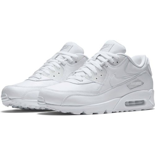 Nike Air Max 90 Leather Chaussures - 302519-113