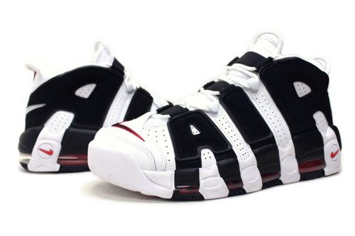 Nike Air More Uptempo Chaussures - 414962-105