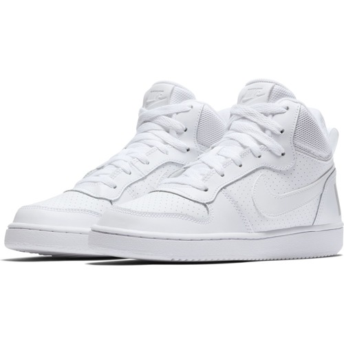 Nike Court Borough Mid GS Chaussures - 839977-100