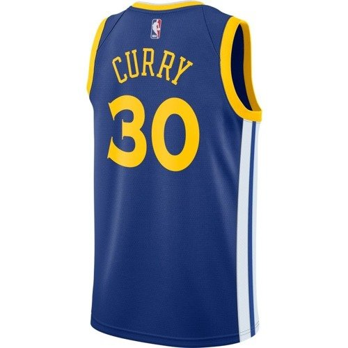 Nike Icon Swingman NBA Stephen Curry Golden State Warriors Jersey - 864475-495