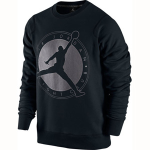 Nike Jordan Flight Club Graphic Crew Sweat ras de cou- 585544-010