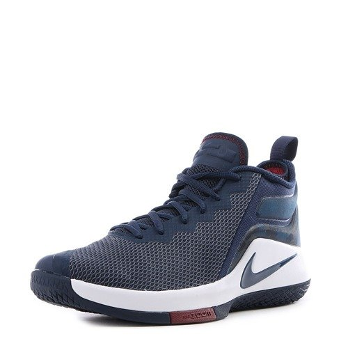 Nike LeBron Zoom Witness 2 Chaussures - 942518-406