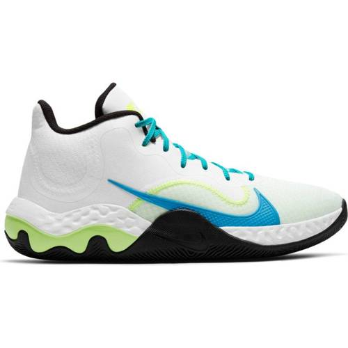 Nike Renew Elevate Basketball White Chaussure de basket - CK2669-102