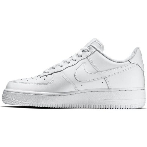 Nike Wmns Air Force 1 Low All White Chaussures - 315115-112