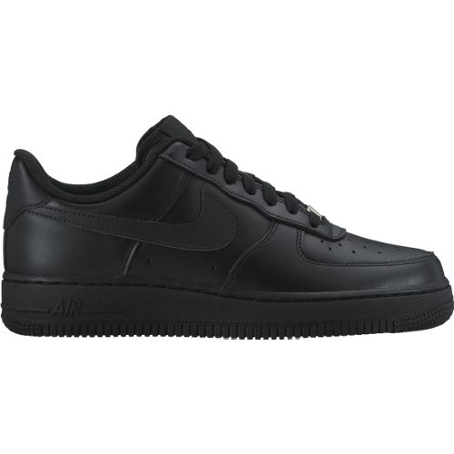 Nike Wmns Air Force 1 Low Black Chaussures - 315115-038