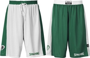Spalding Essential '12 Réversible Short de basket