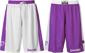 Spalding Essential Réversible Short de basket - 300501405