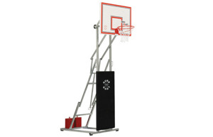 Sure Shot 560 Streetball Portable Basketball Unit