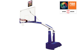 Sure Shot Lite Shot 795 Portable Basketball Unit