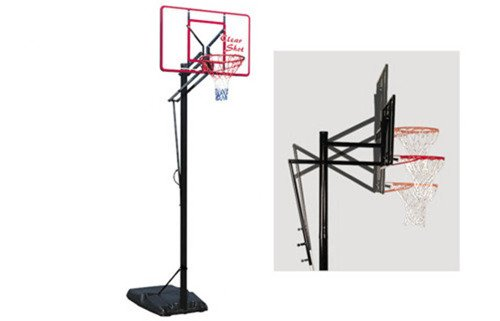 Sure Shot Orlando 515  Portable Basketball Unit